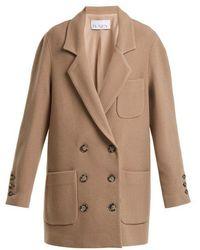 Raey - Oversized Cashmere-blend Jacket - Lyst