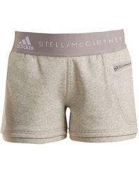 adidas By Stella McCartney - Essentials Performance Shorts - Lyst