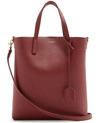 Saint Laurent - Shopping Toy Leather Bag - Lyst