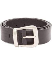 Maison Margiela - Classic Leather Belt - Lyst