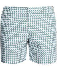 Orlebar Brown - Bulldog Aruba Print Swim Shorts - Lyst