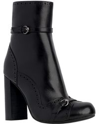Leon Max - Hardy : Hand-waxed Leather Boots - Lyst