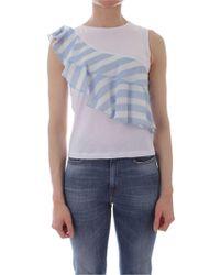 iBlues White Cotton Top