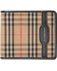 Burberry - Wallet Men - Lyst