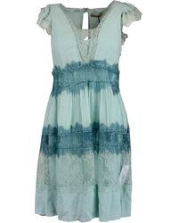 Twin Set Multicolour Viscose Dress