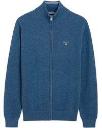 7ec7cbea79 Men's GANT Sweaters and knitwear - Lyst