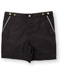 Eleventy - Black Polyester Trunks - Lyst
