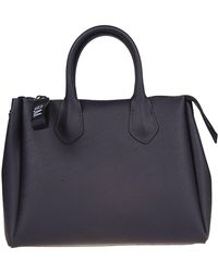 Gum - Blue Pvc Handbag - Lyst