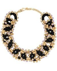 DSquared² - Gold Metal Necklace - Lyst