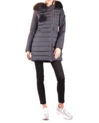 Peuterey - Black Polyester Outerwear Jacket - Lyst