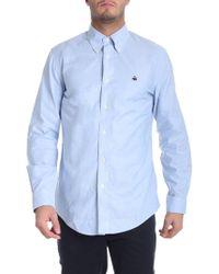 Brooks Brothers Light Blue Cotton Shirt