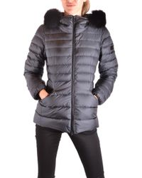 Peuterey Black Polyamide Down Jacket
