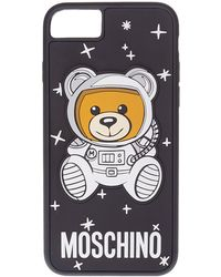 Moschino - Black Other Materials Cover - Lyst