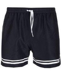 Gcds - Black Polyester Trunks - Lyst