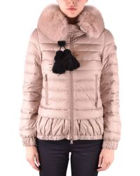 Peuterey Pink Polyester Down Jacket