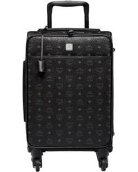 MCM - Traveler Cabin Trolley In Visetos - Lyst