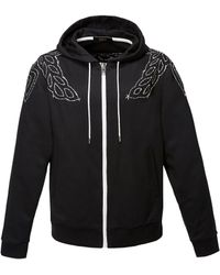 MCM - Men's Laurel Stitch Hoodie - Lyst