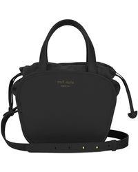 meli melo - Rosetta   Cross Body Bag   Black - Lyst
