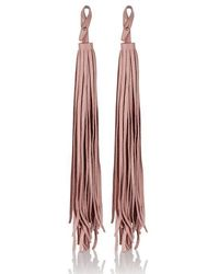 meli melo - Charm | Duo Tassel | Orchid - Lyst