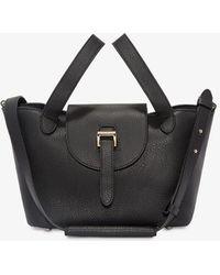 Meli Melo   Thela Mini Cross Body Bag Black   Lyst