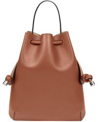 meli melo - Briony Mini | Backpack | Almond - Lyst