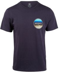 Merrell - Vista Graphic Tee - Lyst