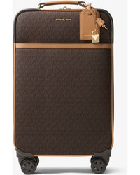Michael Kors - Jet Set Travel Logo Suitcase - Lyst