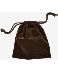 Michael Kors - Rose Gold-tone Slider Bracelet - Lyst