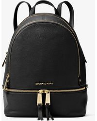 Michael Kors - S Rhea Zip Backpack Handbag - Lyst