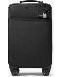 6d22b67431b6 MICHAEL Michael Kors - Jet Set Travel Large Saffiano Leather Suitcase - Lyst