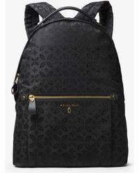 Michael Kors - Michael Nylon Kelsey Signature Backpack - Lyst
