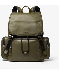 8310ffbb64 Mulberry Henry Backpack in Metallic for Men - Lyst