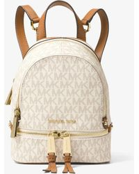 Michael Kors Rhea Mini Logo Backpack