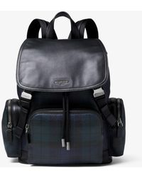 Michael Kors - Henry Leather Backpack - Lyst