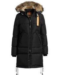Parajumpers Meesterwerk Long Bear Jacket - Zwart