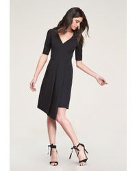 MILLY - Italian Cady Dina Dress - Lyst