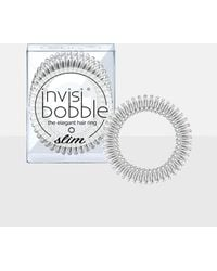 Missguided - Invisibobble Silver Original Bobble Hair Pack - Lyst