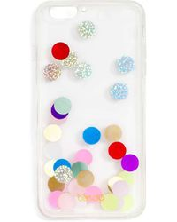 Miss Selfridge - Confetti Iphone Case 6 - Lyst