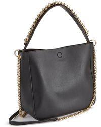 Miss Selfridge - Chain Detail Shoulder Bag - Lyst