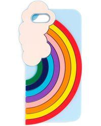 Miss Selfridge - Rainbow Iphone Case 6 - Lyst
