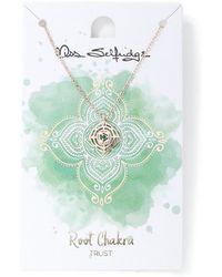 Miss Selfridge - Root Chakra 'trust' - Lyst