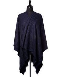 Moda In Pelle - Dinaponcho - Lyst