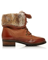Moda In Pelle Balma - Brown