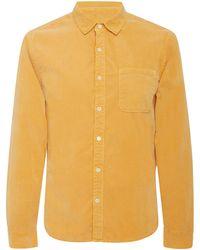 FRAME - Corduroy Patchpocket Shirt - Lyst