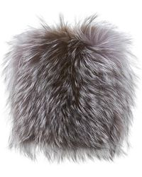 Yestadt Millinery - Le Fluff Beanie - Lyst