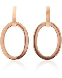 Mattioli - Aruba 18k Rose Gold Earrings - Lyst