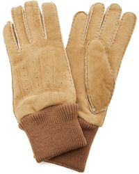 Maison Fabre - Helsinki Gant Shearling Gloves - Lyst