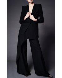 Zac Posen - Tropical Wool Trousers - Lyst