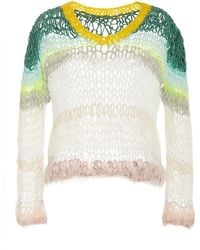 Gudrun & Gudrun - Sólber Striped Knit Sweater - Lyst