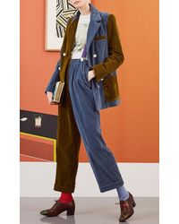 Olympia Le-Tan - Cecil Trousers - Lyst